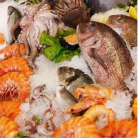 Sea food benefits and risks.