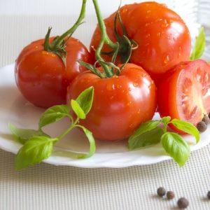 Healthy Hair Tomato