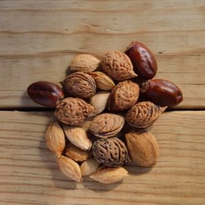 Healthy Hair dry fruits