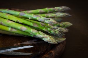 Vegetables asparagus