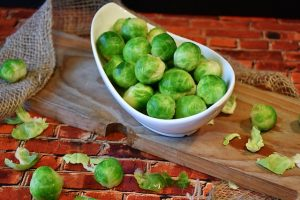 Vegetables brussels sprouts