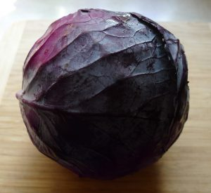Vegetable red-Cabbage
