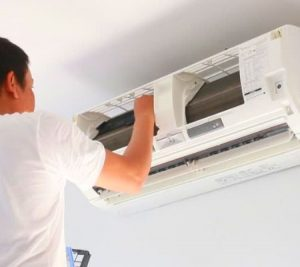 Air conditioning system Maintaining