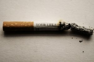 Lung cancer smoking