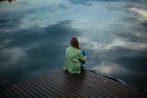 Suicide alone