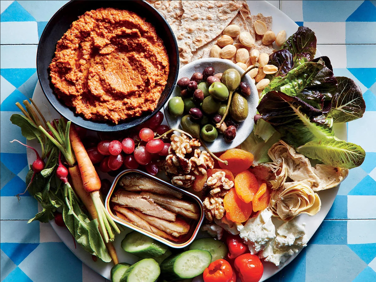 Ways to Make Any Meal More Mediterranean