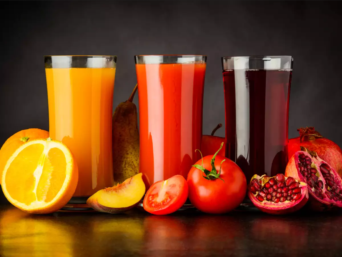 10 Immunity-Boosting Juices to Drink When You're Sick