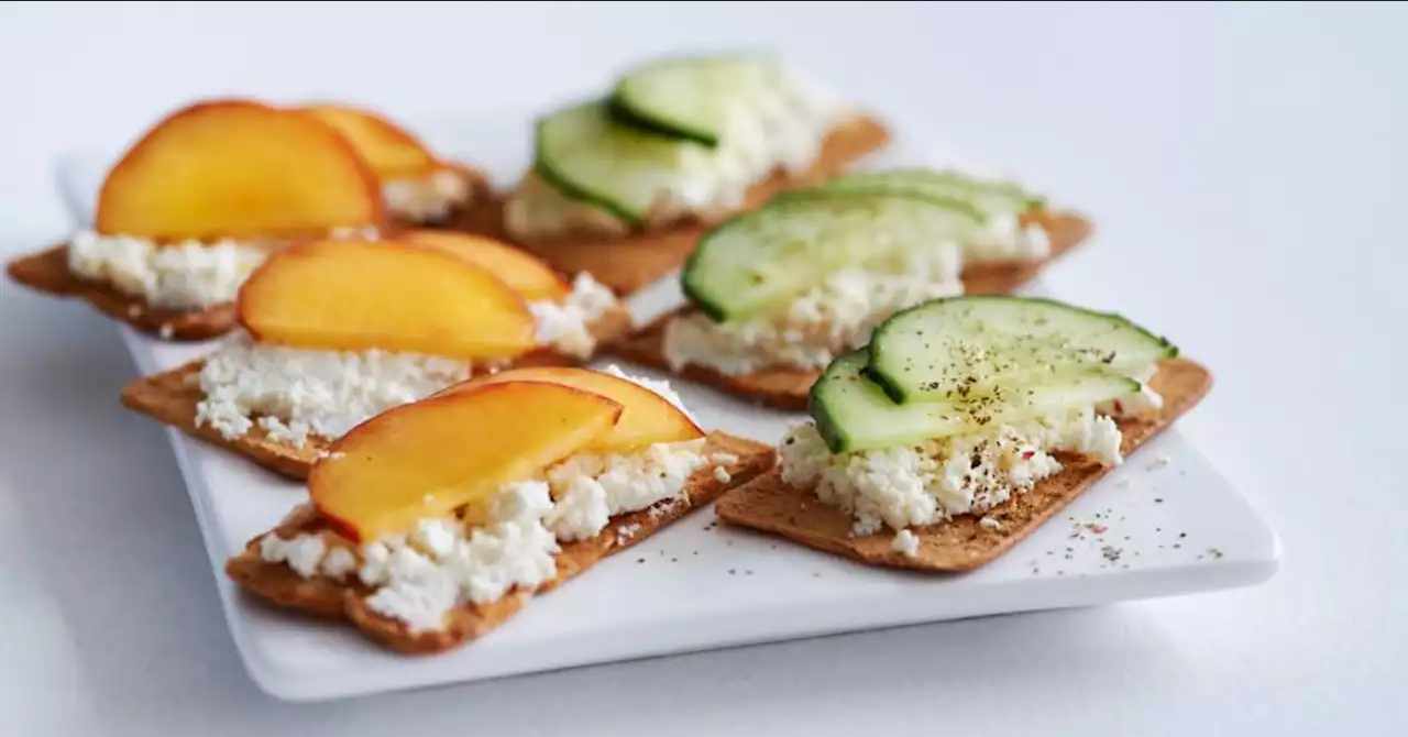 Simple Snacks That Won't Spike Your Blood Sugar